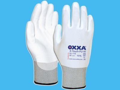 Oxxa X-Touch-PU-W wit