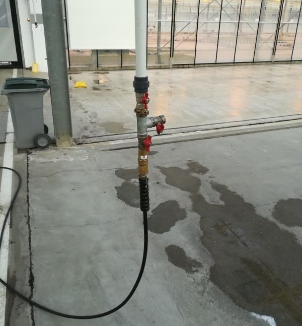 Regenleiding