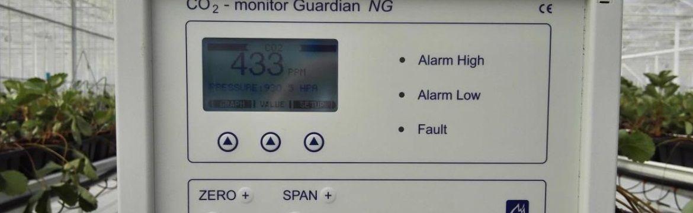 Hoe kalibreer je een CO2 meter?