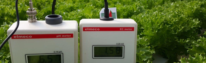 Hoe kalibreer je een EC meter?