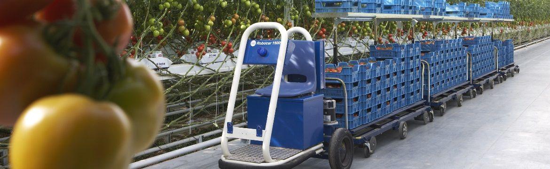 Veilig werken met robocar