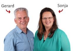 Gerard en Sonja