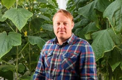 Specialist Nick Groenewoud