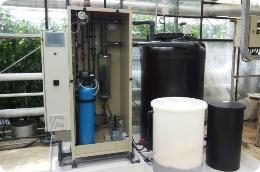 ECA-unit voor waterzuivering