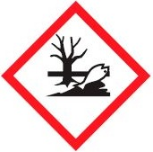 pictogram schadelijk voor het milieu