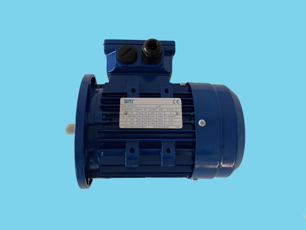 Am-SAF-ond  1/3 Hp Electric Motor