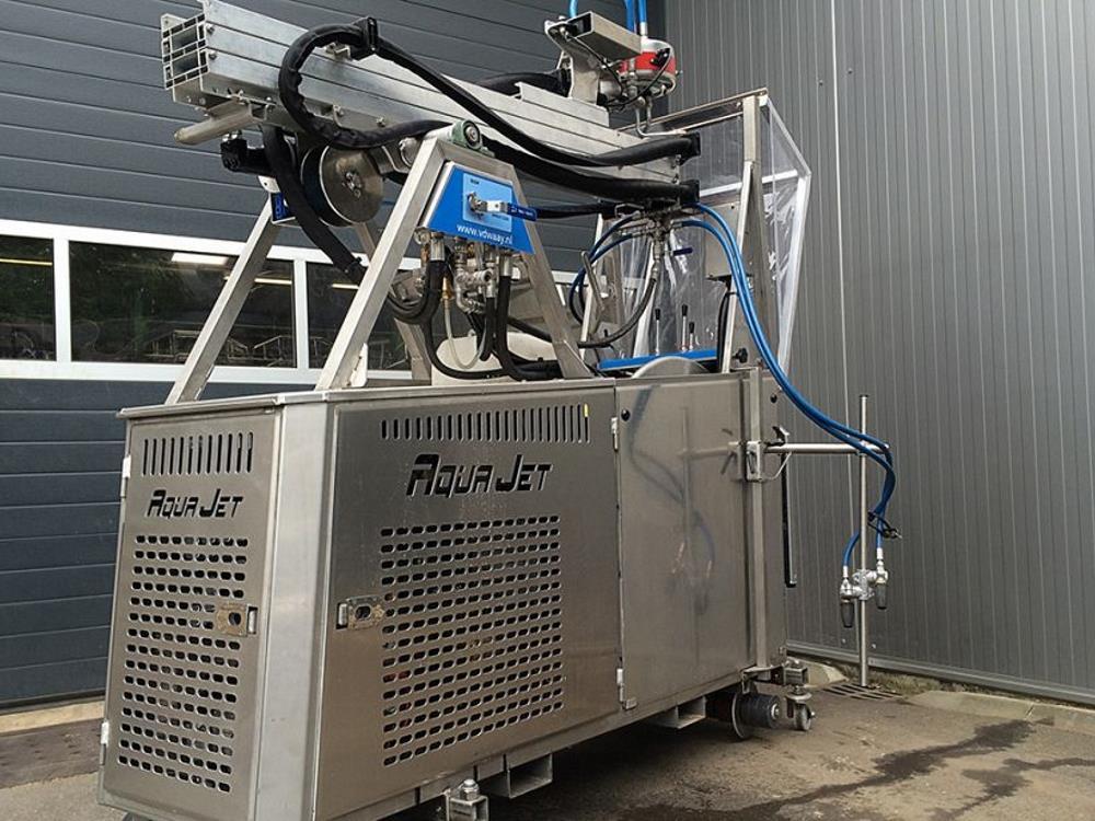 AquaJet standaard uitvoering