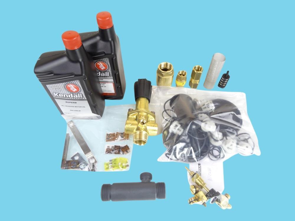 AquaJet spare parts pakket
