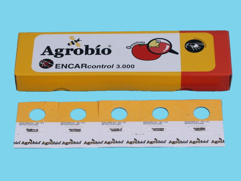 ENCARcontrol [50 kaarten x 60 poppen] (AB1)
