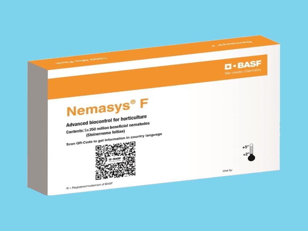 Nemasys F [5x250 miljoen]