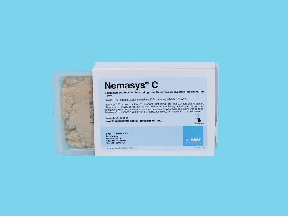 Nemasys C [50 miljoen]