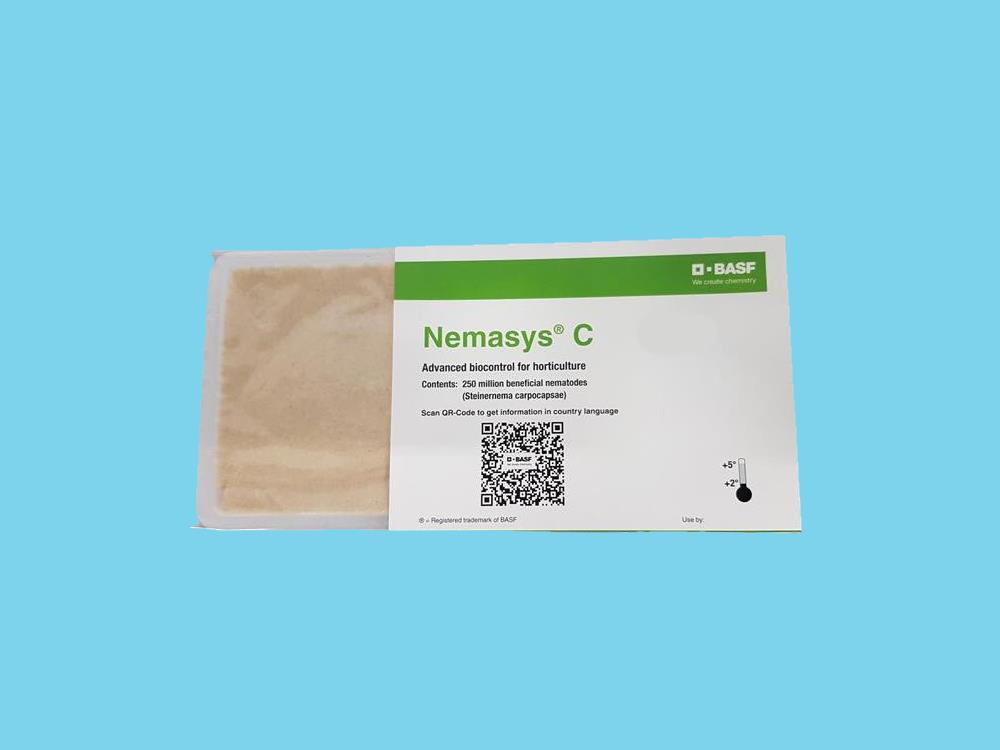 Nemasys C [250 miljoen]
