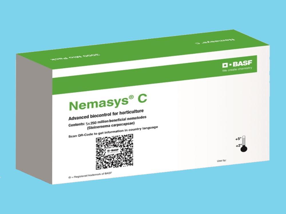 Nemasys C [5x250 miljoen]