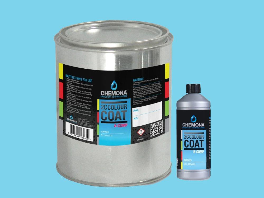 2C Colour Coat Gloss 5kg