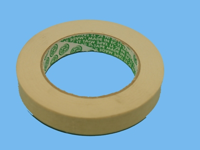 Maskin Good tape creme 25mm 50m