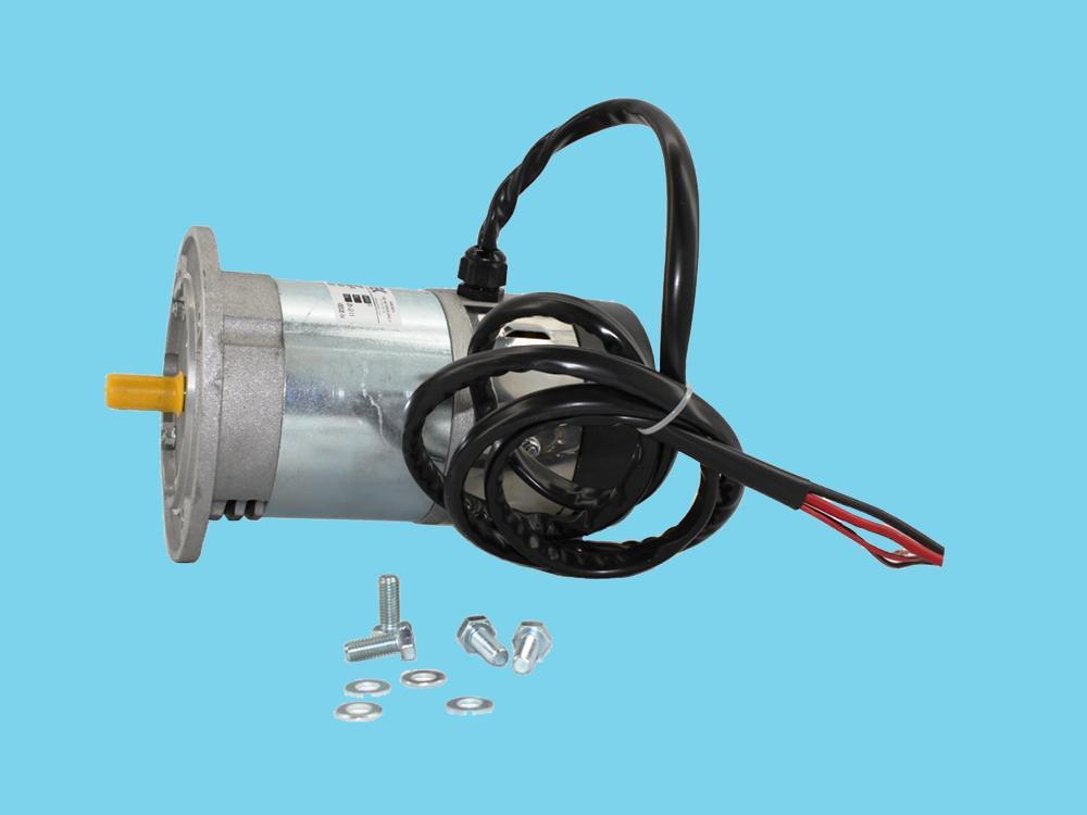 Motor 24V 0,37kw 3500rpm AV70 +rem BRW170/BRW185/B-lift/Meto