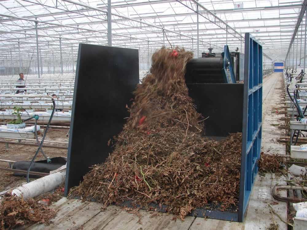 Afvalcontainer Bio Hopper Compact 6000 liter
