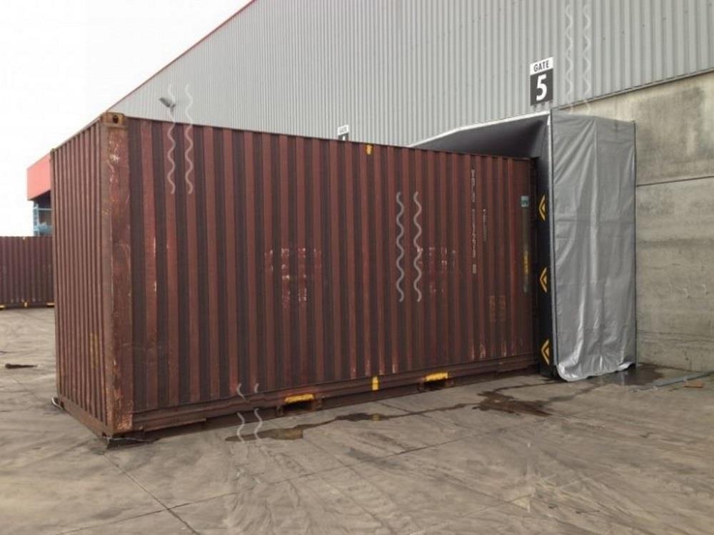 Vervangingsflappen voor elk type dockshelter