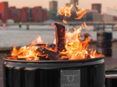 BarrelQ oliedrum barbecue