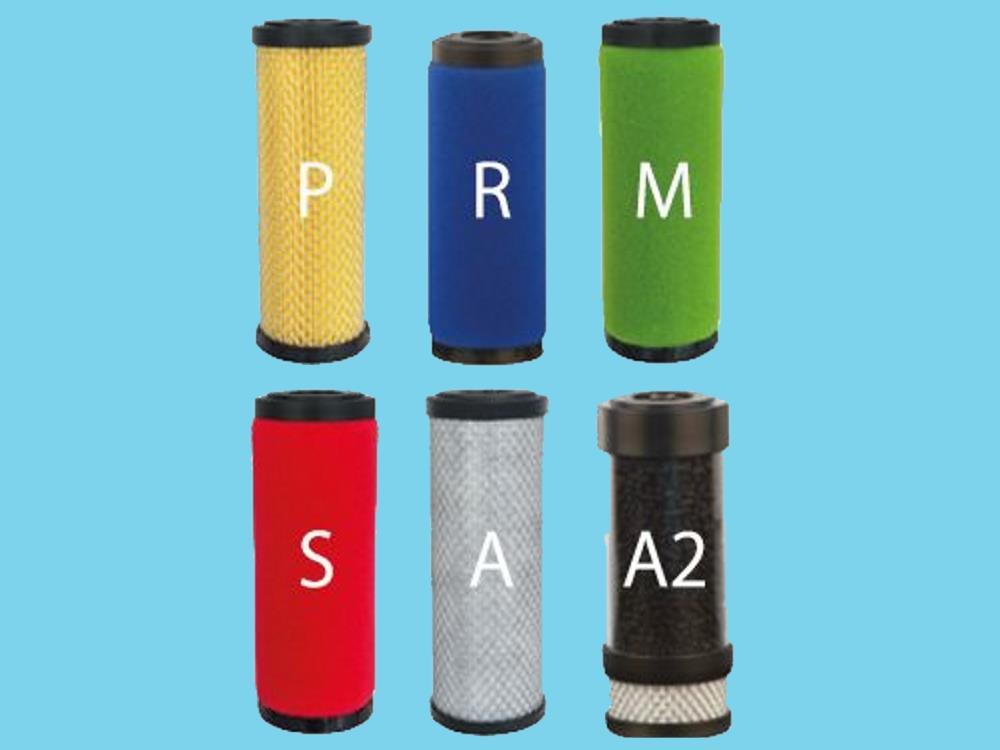 A Micron filter compleet 1