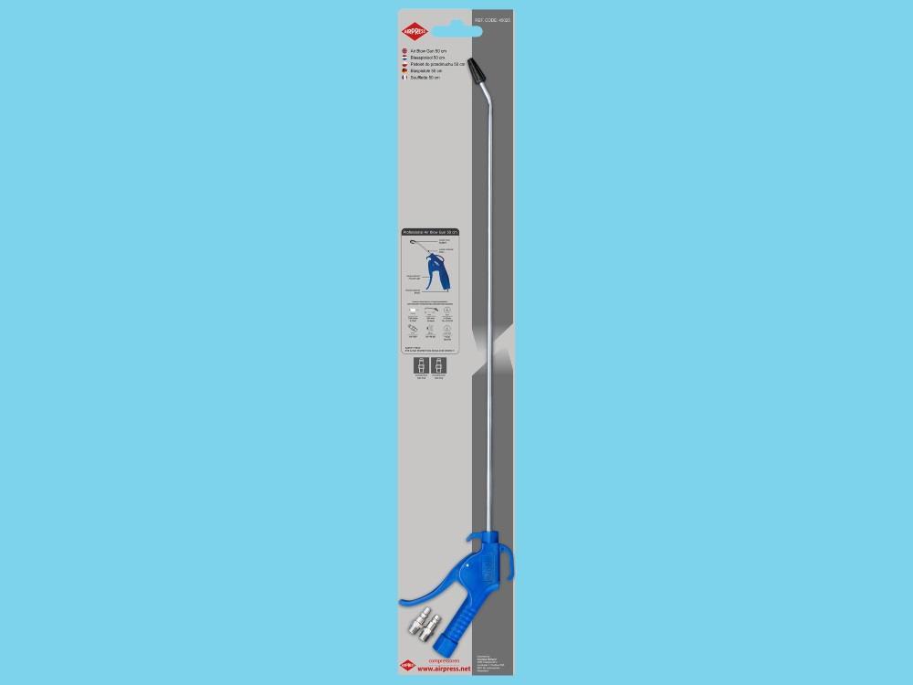 Airpress Blaaspistool 50 cm
