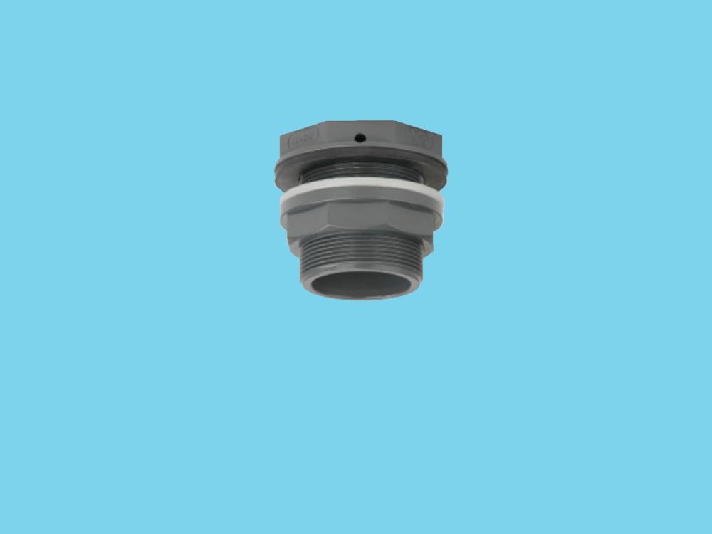Tankdoorvoer 32mm x 1 1/2