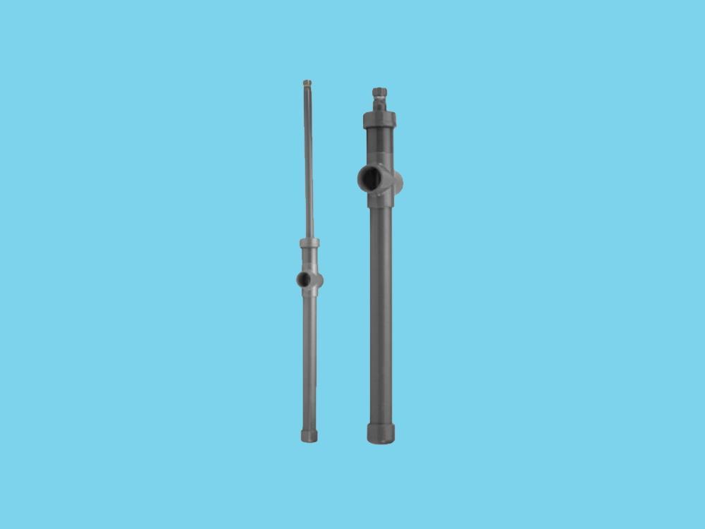 Kruistelescoop + 10 cm