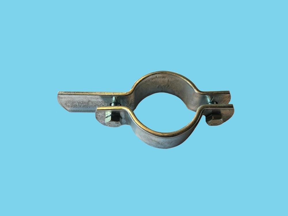 Eindstop buisrailspiraal set compleet voor buis 45mm
