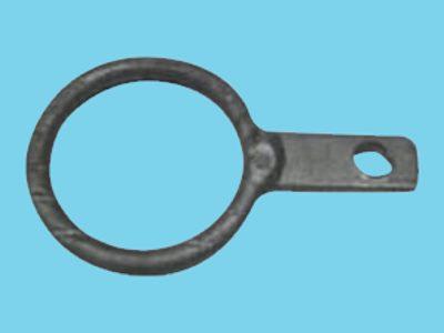 Ring enkel lip voor buis 63mm, 25 stuks