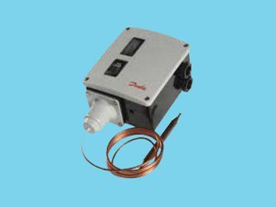 Danfoss RT 101 thermostaat afstandvoeler capillair 25…90°C