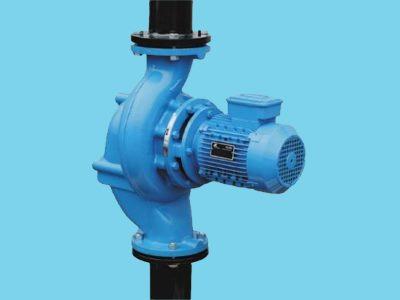 Johnson inbouw circulatiepomp CombiLine CL 40C-125 0,13kw