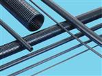 Nylon beschermslang 10-13 mm  zwart