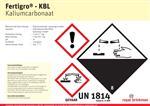 Sticker Fertigro KBL Bulkvat