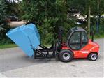 Hydraulische Afvalcontainer Giga Bio Chopper 5300 liter
